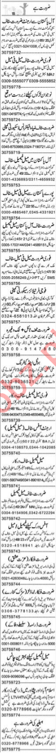Finance Manager & Accountant Jobs 2021 in Lahore