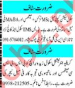 Teachers & Coordinator Jobs 2021 in Peshawar