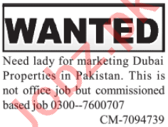 Lady Telemarketing Executive & Sales Manager Jobs 2021