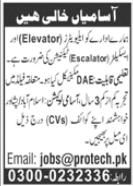 Technical Staff Jobs 2021 in Peshawar & Islamabad