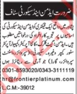 Kanta Operator & Store Keeper Jobs 2021 in Peshawar