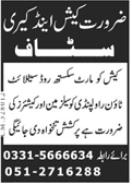Cash & Carry Mart Jobs 2021 in Rawalpindi