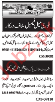Data Entry Operator & Assistant Manager Jobs 2021