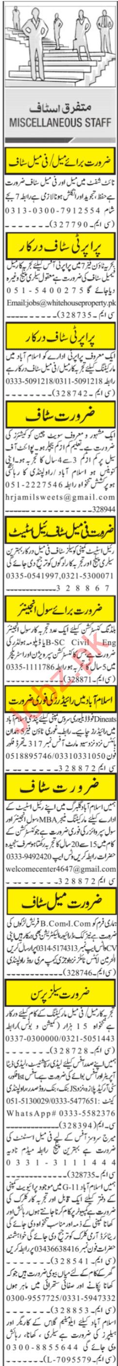 Assistant Manager & Customer Relationship Officer Jobs 2021