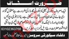 Dilshad Security Services Mansehra Jobs 2021 Security Guards