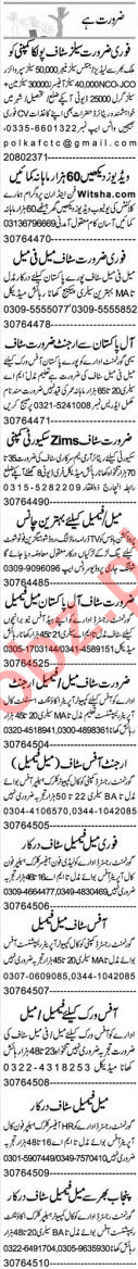 Assistant Manager & Computer Operator Jobs 2021