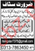 Order Booker & Accountant Jobs 2021 in Abbottabad
