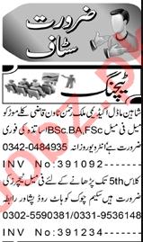 Montessori Teacher & Subject Teacher Jobs 2021 in Peshawar
