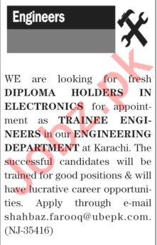 The News Sunday Classified Ads 28th March 2021 for Engineers
