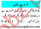 Mashriq Sunday Classified Ads 28 March 2021 for Engineers