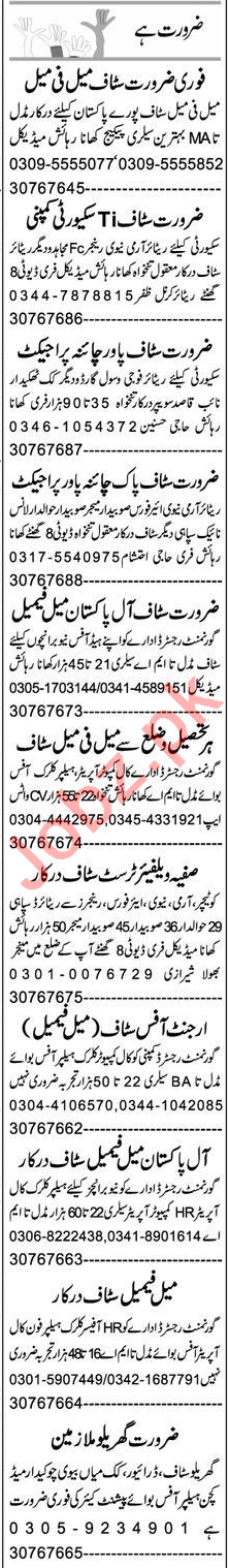 Customer Relationship Officer & Account Manager Jobs 2021