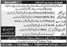 Pharma Company Jobs 2021 in Lahore