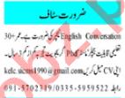 Mashriq Sunday Classified Ads 4 April 2021 Teaching Staff
