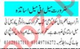 Female Teacher & Subject Teacher Jobs 2021 in Peshawar