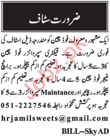 Nawaiwaqt Sunday Islamabad Classified Ads 11 April 2021