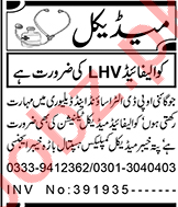 Gynecologist & Lady Doctor Jobs 2021 in Peshawar