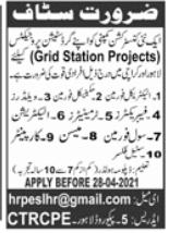 Construction Company Jobs 2021 in Karachi & Lahore