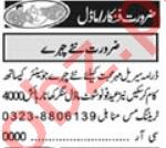 Models & Actors Jobs Open in Lahore 2021