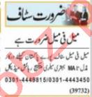 Hardware Technician & Software Engineer Jobs 2021 in Lahore