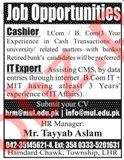 IT Expert Jobs 2021 in Minhaj University Lahore
