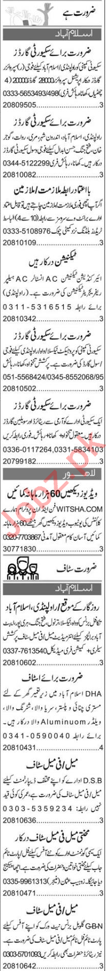Finance Manager & Executive Manager Jobs 2021 in Islamabad
