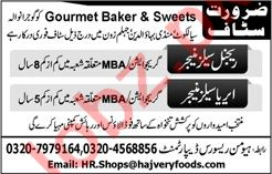Regional Sales Officer & Area Sales Manager Jobs 2021