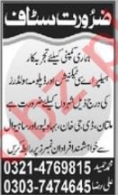 AC Technician & Helper Jobs 2021 in Multan