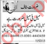 Assistant Manager & Branch Manager Jobs 2021 in Lahore