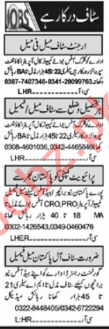 Purchase Assistant & Accountant Jobs 2021 in Islamabad