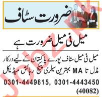 Quantity Surveyor & Civil Supervisor Jobs 2021 in Lahore
