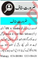 KPK Engineering Works Peshawar Jobs 2021 Marketing Manager