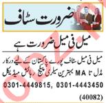 Computer Programmer & PHP Developer Jobs 2021 in Lahore