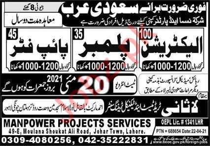 Block Mason & Plaster Mason Jobs 2021 in Bahrain