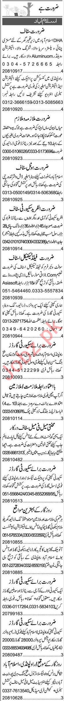 Accountant & Client Relation Officer Jobs 2021 in Islamabad