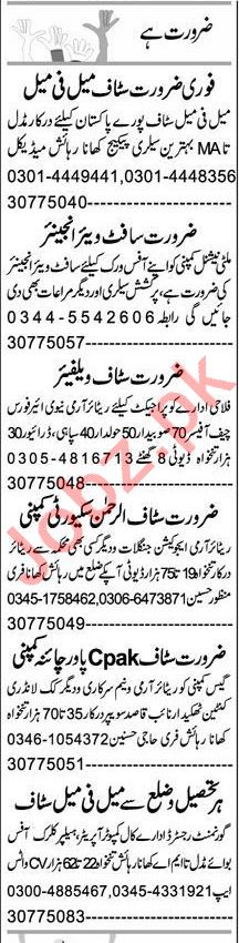 Data Entry Operator & Admin Officer Jobs 2021 in Peshawar