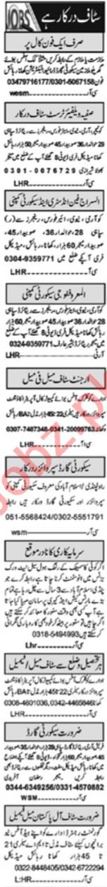 Imports Executive & Purchase Assistant Jobs 2021 in Lahore