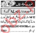 Khabrain Sunday Classified Ads 13 June 2021 for House Staff