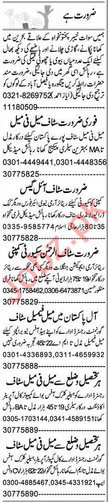 Auto CAD Operator & Software Engineer Jobs 2021 in Peshawar