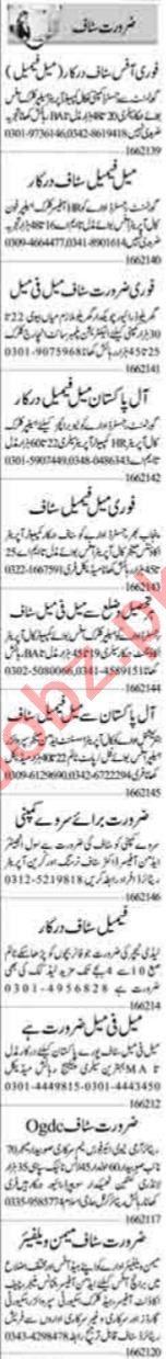 Salesman & Customer Relationship Officer Jobs 2021 in Lahore