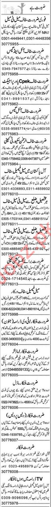 Client Relation Officer & Purchase Assistant Jobs 2021