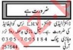 Doctor & Lady Doctor Jobs 2021 in Multan