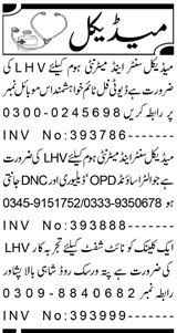 LHV Ultrasound Specialist Jobs in Peshawar