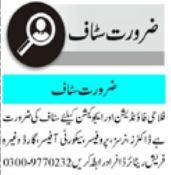 Welfare Foundation Jobs in Peshawar KPK Jobs 2021