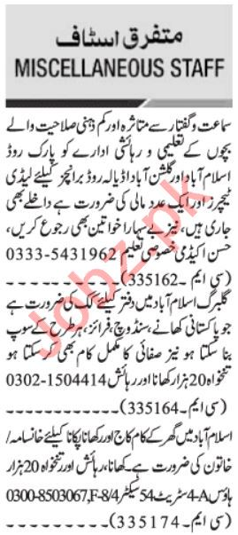 Marketing Manager & Import Manager Jobs 2021 in Lahore