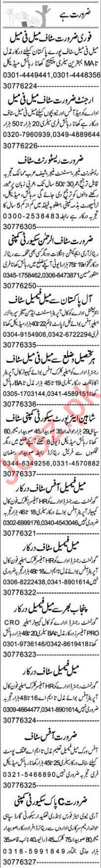 AutoCAD Operator & Web Developer Jobs 2021 in Multan