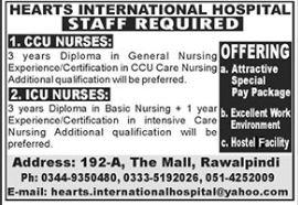 Nursing Jobs in Rawalpindi