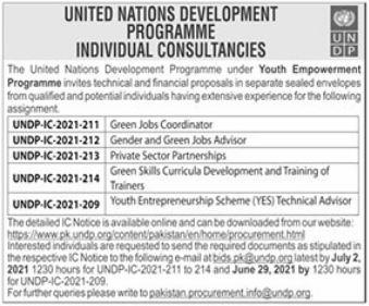 United Nations Development Program UNDP