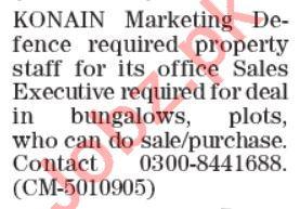 Sales Representative & Telemarketing Officer Jobs 2021