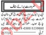 Clerk & Data Entry Operator Jobs 2021 in Multan