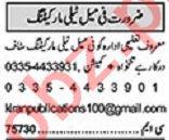 Khabrain Sunday Classified Ads 27 June 2021 for Marketing
